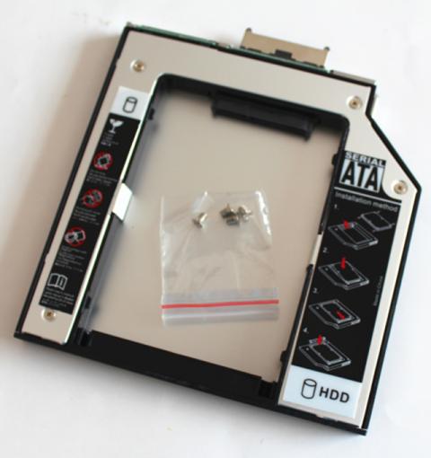 Зачем ноутбуку маленький SSD